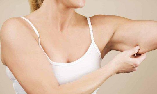 Как сделать кожу тела упругой.